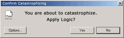 catastrophizing logic